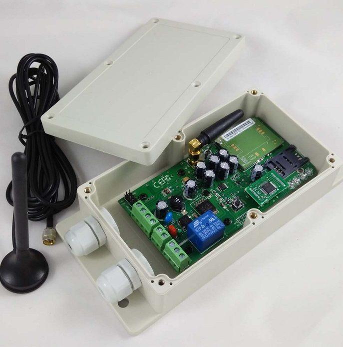 ویژگی های کلی انواع کنترل باکس درب اتوماتیک
