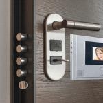 درب برقی و قفل برقی ، افزایش امنیت