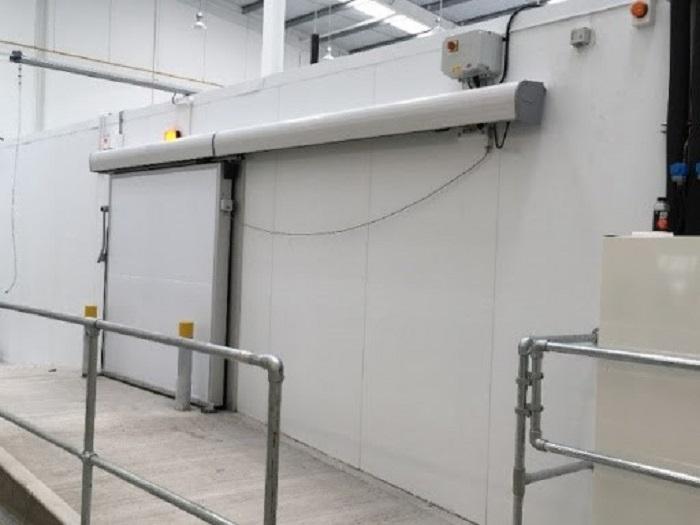 درب ریلی اتوماتیک - Automatic rail door -حقیقت در